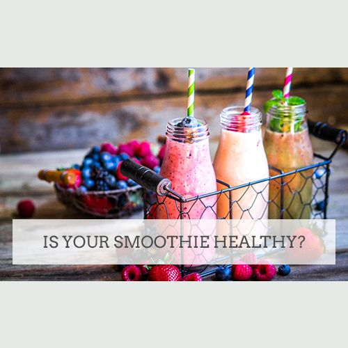 Who doesn't love a good smoothie? The only problem is, many of us are tossing ingredients into the blender that…
