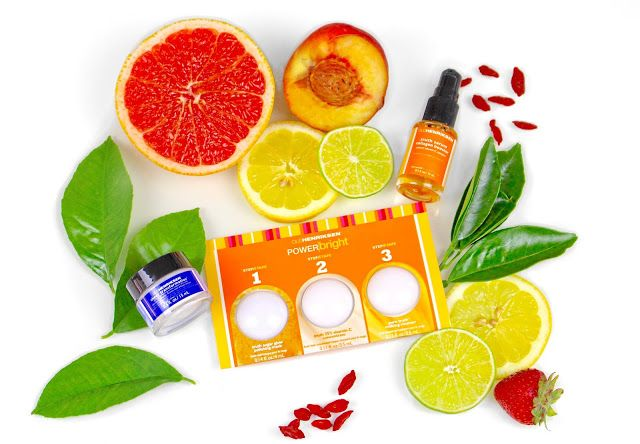 ALL ABOUT VITAMIN C: Ole Henriksen Review/Demo