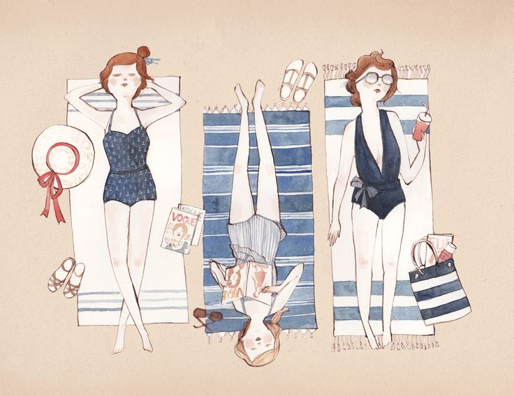 One of my favorites by Kelsey Garrity-Riley Illustration