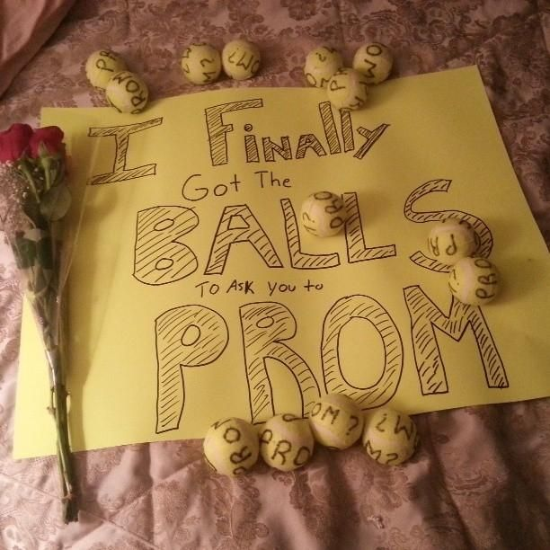 The 25 Best Prom Proposals of All Time - Joindarkside