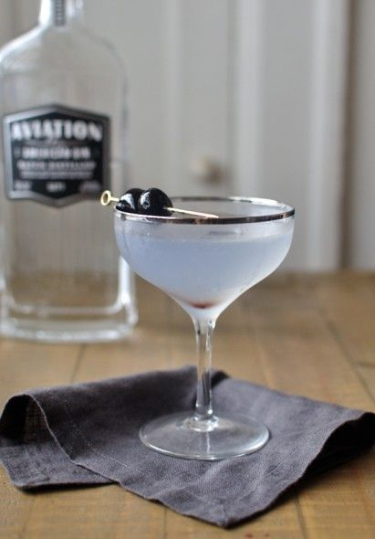 History of the Aviation Cocktail