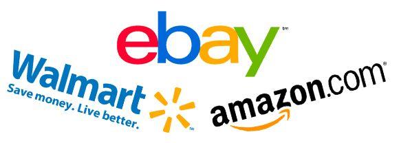 eBay-Amazon-Walmart