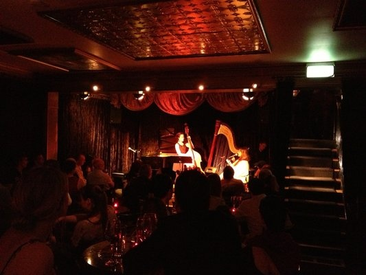 6 Goldie Pl Melbourne Victoria 3000 Paris Cat - Yelp: Wonderful place to see a quality live jazz show - great music, great decor.  Space is extremely limited and if you really want to see a particular show you can book your table in advance ($20/person)