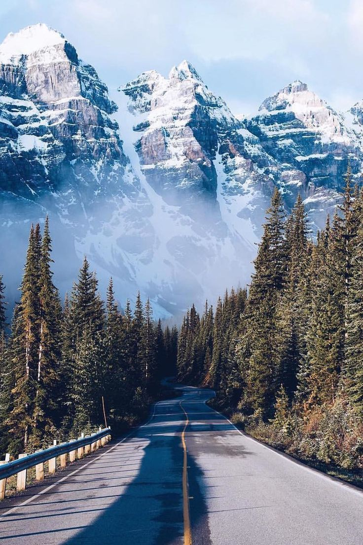 "passport2passion: "" heaven-ly-mind: "" Banff National Park "" Love this place… """