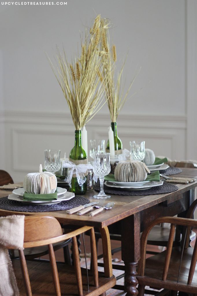 Decorating Ideas For Glass Domes For Thanksgiving
