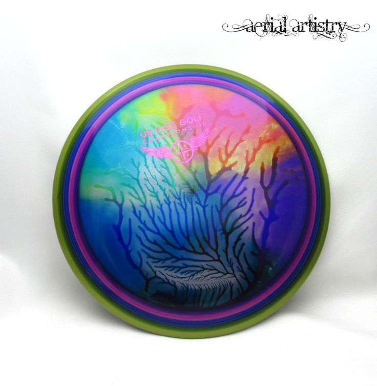 New Rare 2016 USDGC Shimmer Star Thunderbird rainbow dye Innova Disc Golf 169g | Sporting Goods, Outdoor Sports, Disc Golf | eBay!