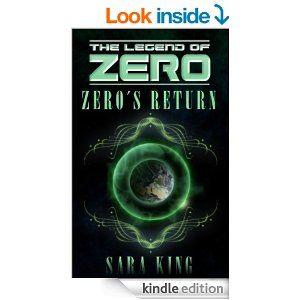 Amazon.com: Zero's Return (The Legend of ZERO, Book 3) eBook