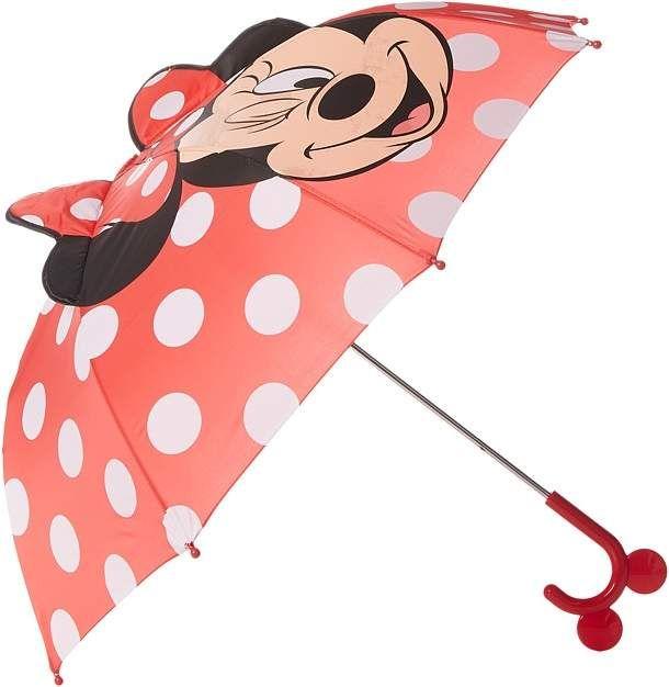 Western Chief Girls/' Minnie Mouse Umbrella