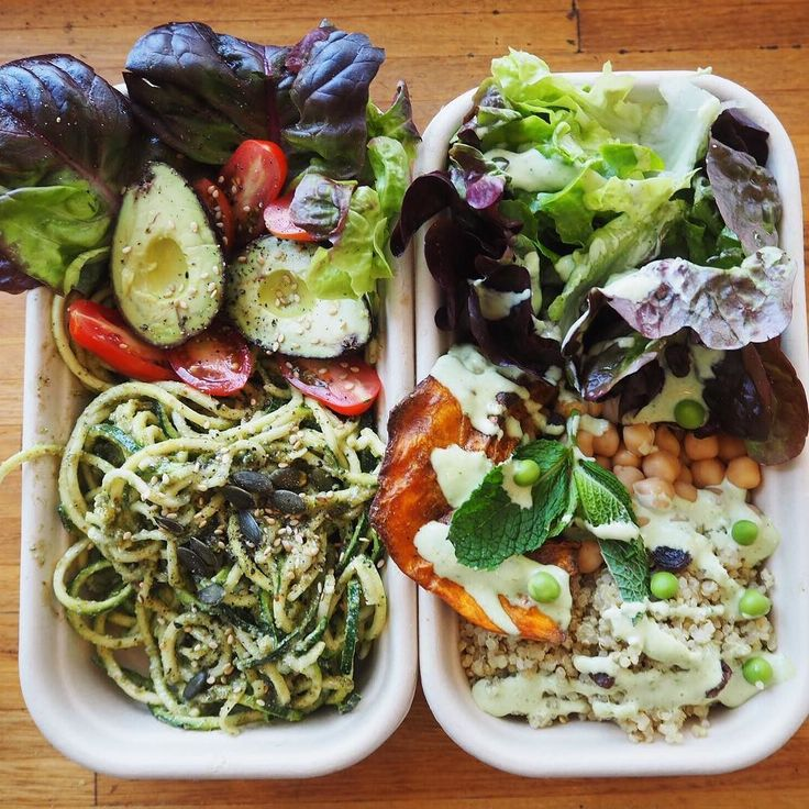 Salads never looked so good. @soulpodfoods has got the goods!