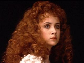 Lyssa (from the movie Krull) who I was named after....haha!