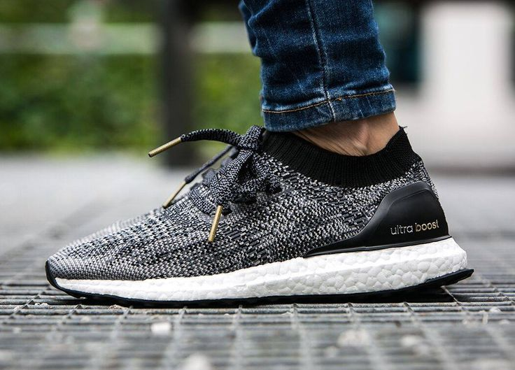 Adidas wmns Ultra Boost Uncaged - Core Black/Grey (by worldbox) Get it