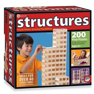 Keva - Structures