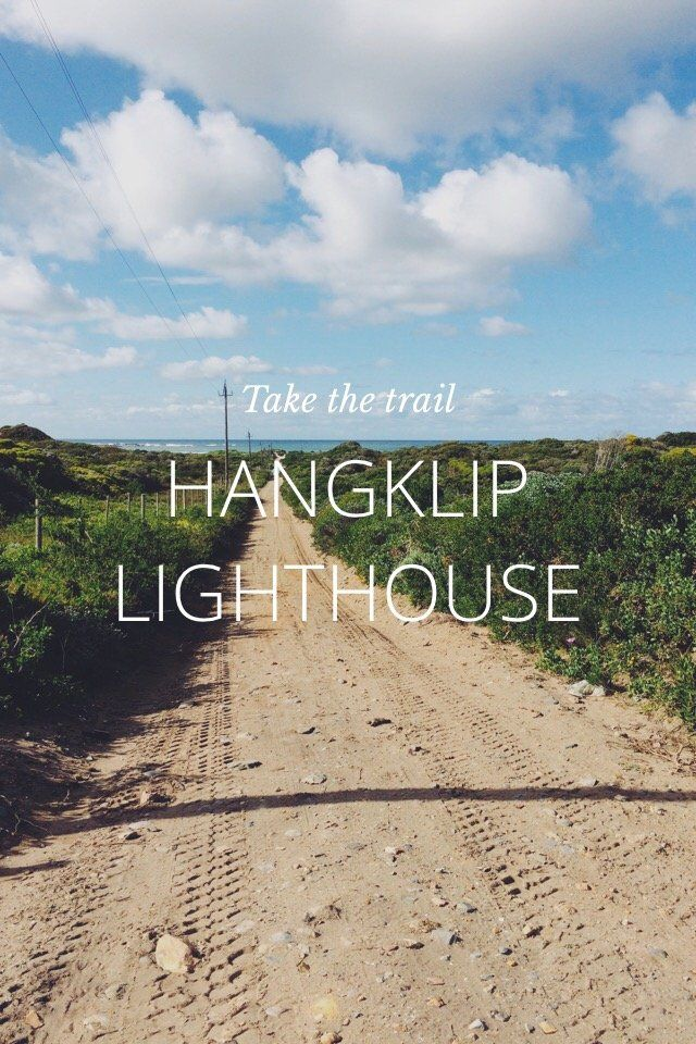 The Lion & The Lady on Steller // Hangklip Lighthouse