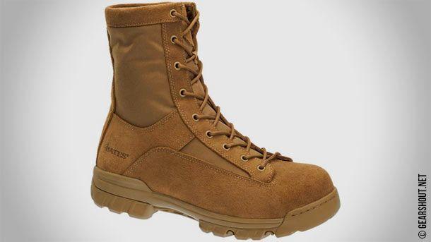 Bates Footwear выпустила второе поколение военных ботинок Ranger II Hot Weather Boots