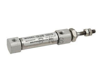 CDJ2B 10-10 10*10 10mm Bore 10mm Stroke CDJ2B 10-15 10*15 10mm Bore 15mm Stroke Stroke Mini Pneumatic Air Cylinder #Affiliate