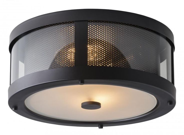 Feiss bluffton oil rubbed bronze flush mount fixture light bluffton flushmount in oil rubbed bronze brown