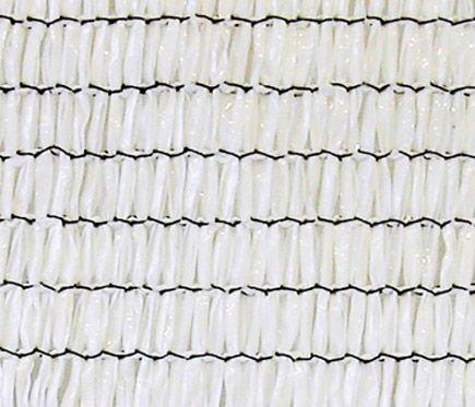 Naterial Malla de sombreo 4 x 5 m blanca