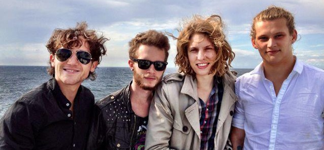 HERE is my favourit band off al times,) I LOVE them and this is a pinterest for their fans, them and others who wants to know about them;))