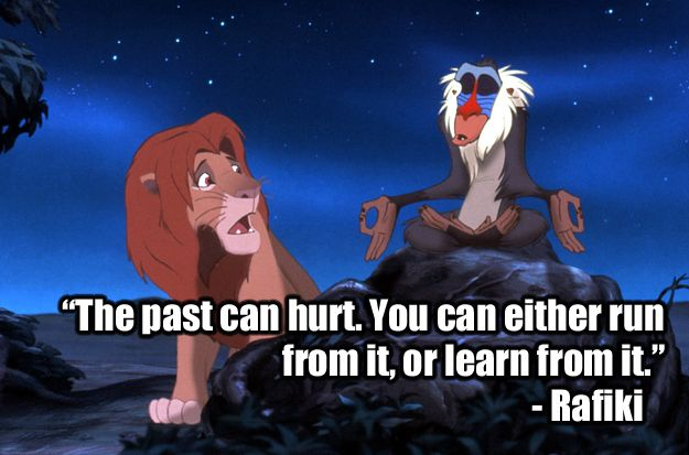 The Lion King (1994)   22 Of The Most Powerful Quotes Of Our Time