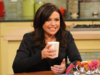 Rachael Ray, I love her! Her style, hair, cooking, she's not afraid to be herself!