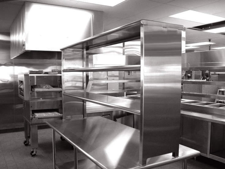 68 mejores im genes sobre cocinas industriales en for Cocinas industriales modernas