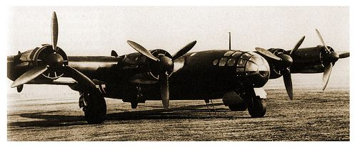 ME 284, Amerika Bomber