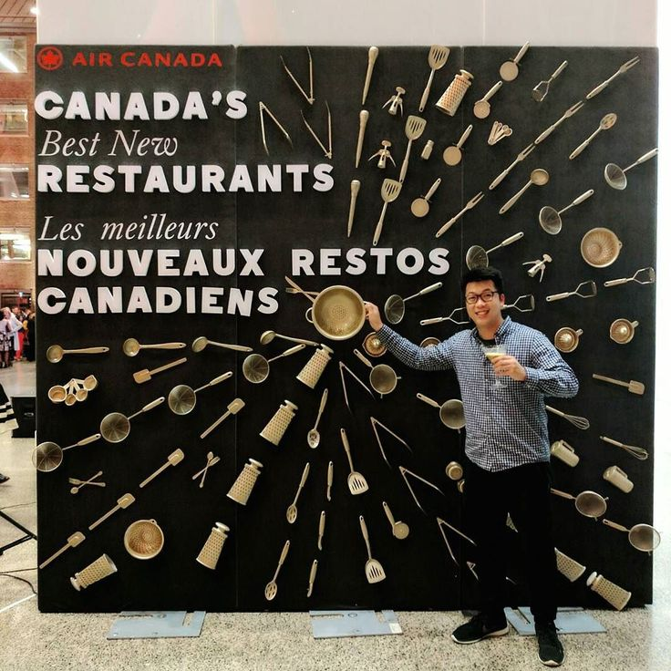 Lots of delicious food at @enroutemag's #aircanadatop10 gala in Toronto a few weeks ago. An annual event showcasing the top new restaurants and chefs across Canada. #enroutemag #toronto #canada