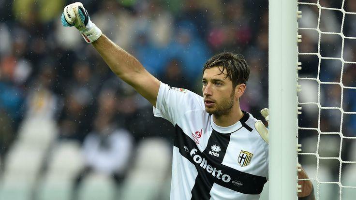 @Parma Antonio Mirante #9ine