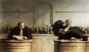 Un famoso caso, Daumier