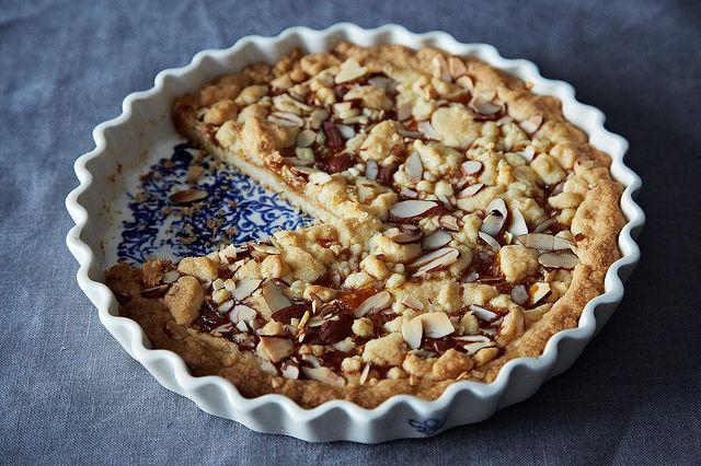 Cindy Mushet's Italian Jam Shortbread Tart (Fregolotta) By Kristen ...