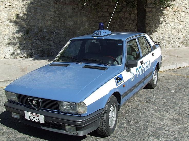 Polizia di Stato Giulietta