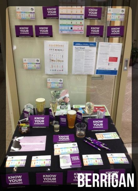 Know Your Standards Week at Berrigan Library