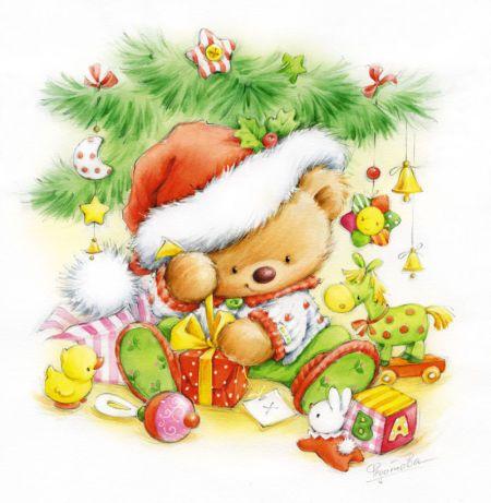 Marina Fedotova - cute teddy bear.jpg