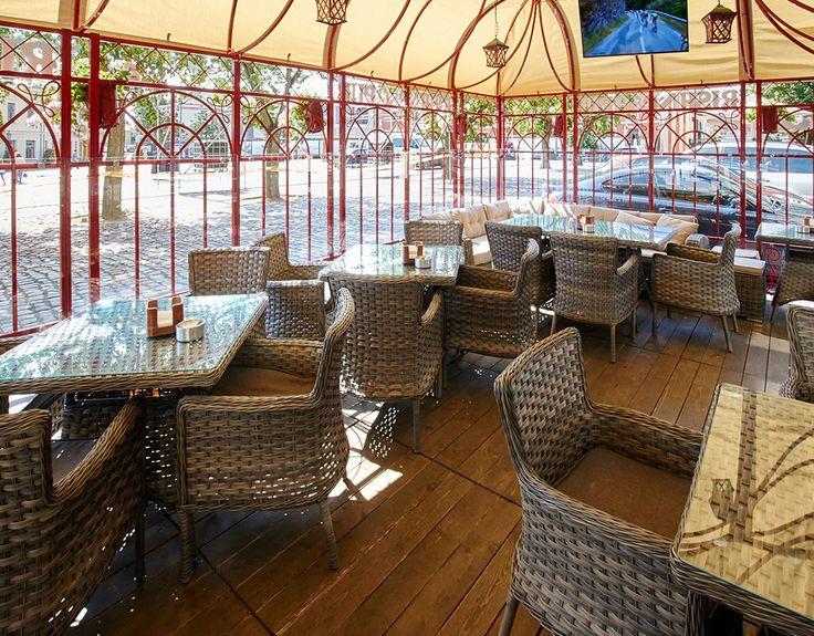 Irish Nesė pub baras, Klaipėda Outdoor furniture sets