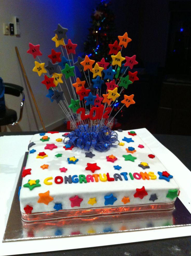 18 Best Graduation Cake Grade School Images On Pinterest