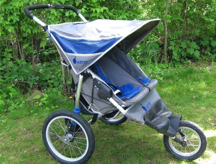 Laura Ashley Baby Doppel Kinderwagen Jogger Dreirad