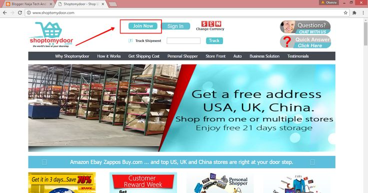 http://ift.tt/2sX3TLO How To Get Free USA UK and China Address  Zip/Postal Code for Shipping at ShopToMyDoor