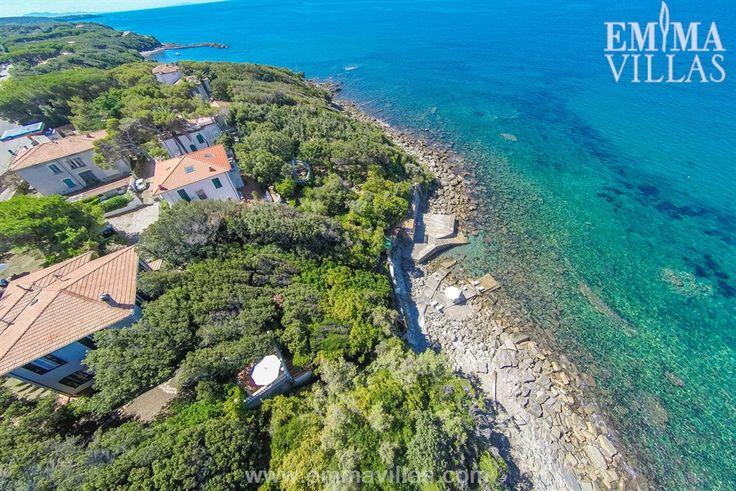 Villa for rent Villa Dell'Angelo 10 outdoor 27