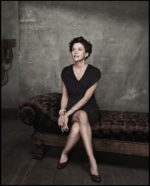 Annette Bening by Dan Winters- can't put a great LBD down!