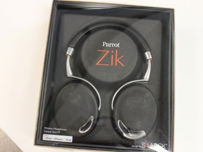 Must Have Gadgets of The Year - Parrot Zik headphones... christmas presents maybe?