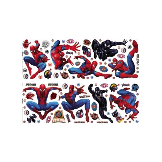 Disney - Spiderman Wallies Wall Stickers