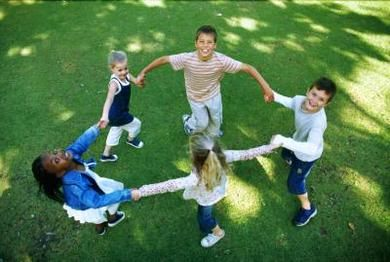Cooperative games teach kids respect, kindness and consideration for others.