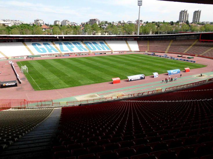 Marakana stadium, Belgrade