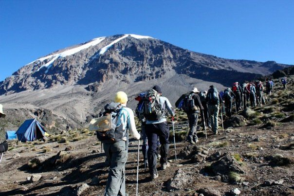 #KilimanjaroClimb might be demanding a lot of training and types of equipment. Know more @ https://www.northernmasailandsafaris.com/mountain-climbing/kilimanjaro-climbing/