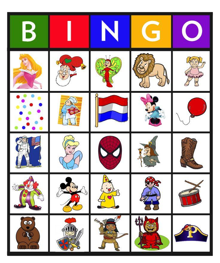 Bingo: carnaval 23