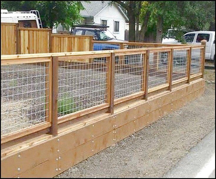 Hog Wire Fence Panels Home Depot Modernfenceseatingareas Recinzioni Da Giardino Recinzioni Arredamento Esterno