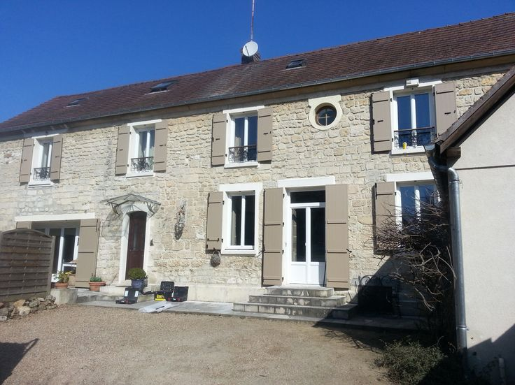 8 best images about volets on Pinterest Aquitaine, Homes and House