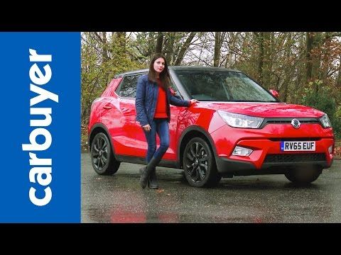 SsangYong Tivoli Review | Auto Express