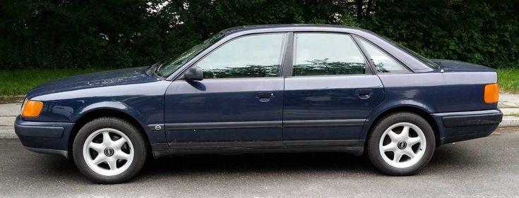 Audi 100 C4 1991 AHK SSD