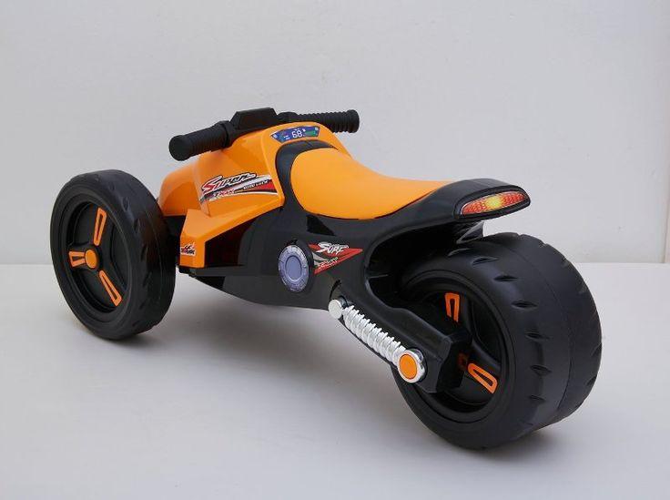 Kids Ride On Push Along Sliding Toy Sports Racing Car